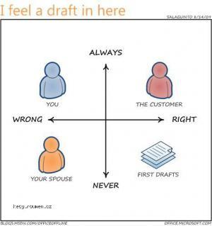 Feel a Draft