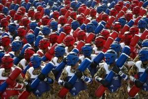 Parade in Iran to Celebrate Another Anniversary of IranIraq War1