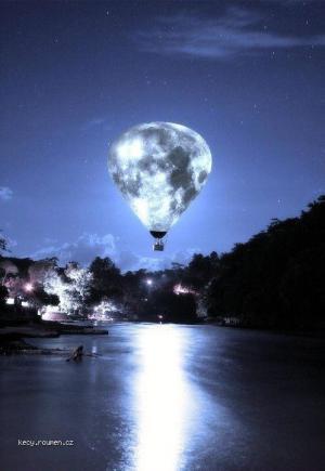 krasnej balon