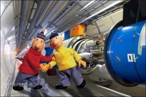 vedci spustili LHC