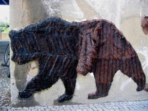 Weird Anti Animal Fur Guerilla Art5