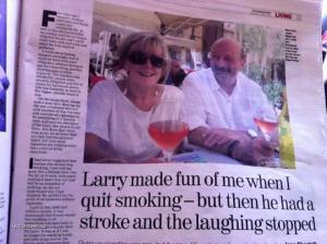 Loving Couple Headline