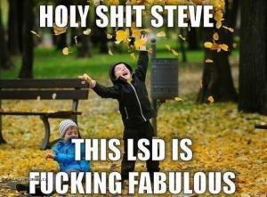 Holy shit Steve
