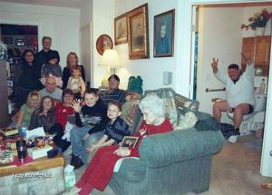rodinna oslava