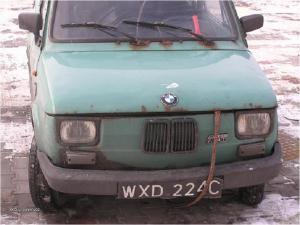 polske BMW