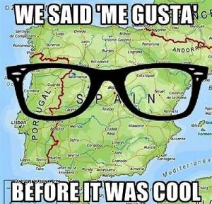 X Hipster Spanish People