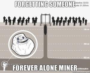 Banici Cile  Forever alone
