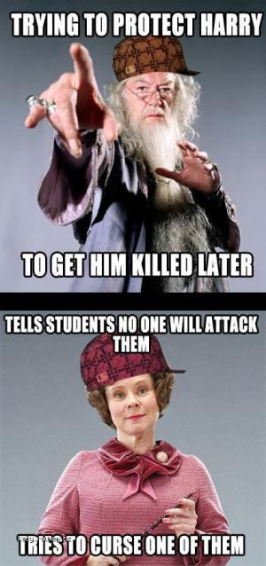 Scumbags of Hogwarts