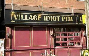 idiot pub