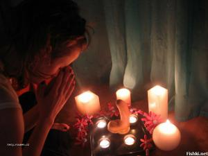 zenska modla