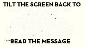 tiltscreen