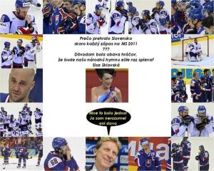Slovenski hokejisti na MS 2011 fixed