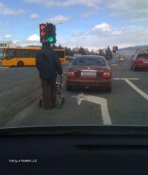Ucastnik cestnej premavky
