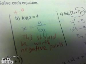Tak takhle na logaritmy