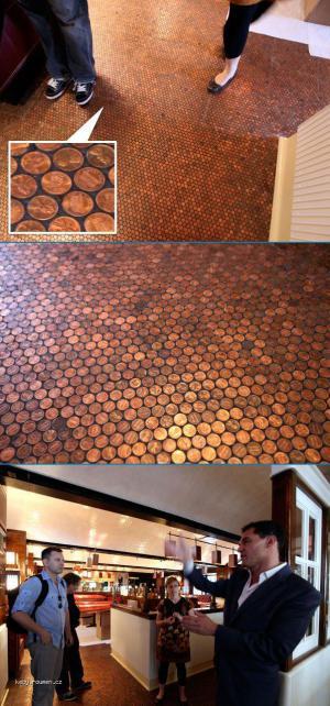 zkopirovali Roumenovu podlahu z kuchyne
