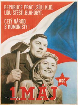 komunisticky plakat 4