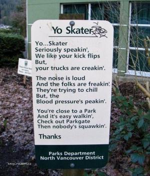 Yo skater
