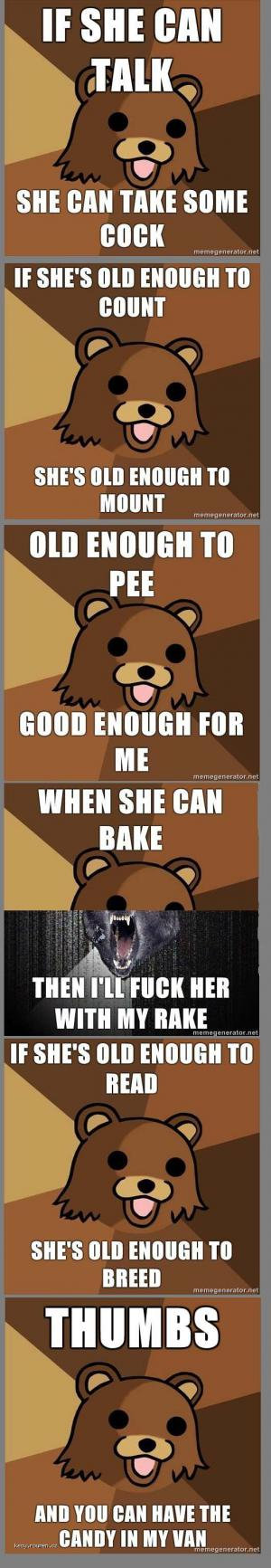 pedobear philosophy