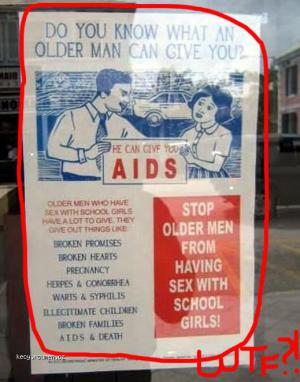 AIDS gift