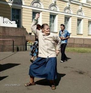 Disko babka