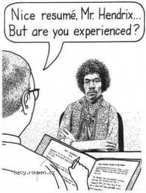 Experienced Hendrix