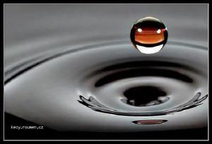 smajlik z vody