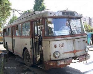 perfektni trolleybus