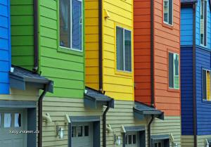 barevne domy
