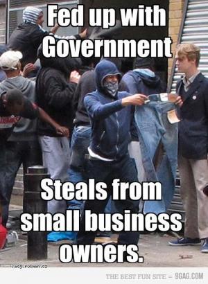 goverment riots