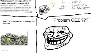 CEZ trollface