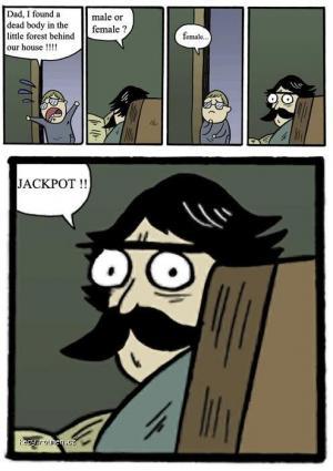 dad dead