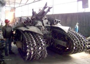 WTF tank