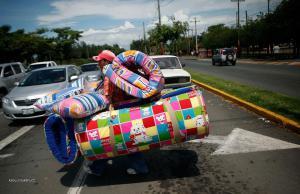 pedestrian airbag