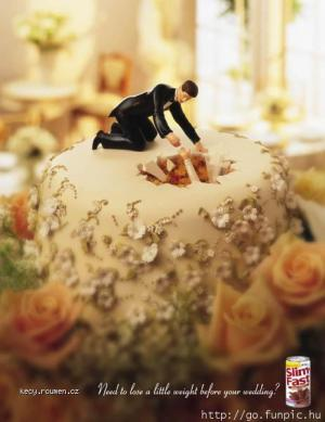 chces zhubnout pred svatbou