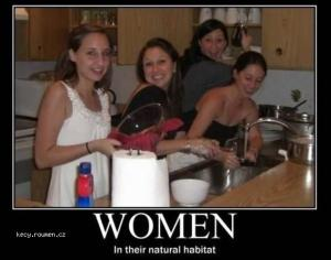 Women in their