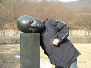 tezka hlava