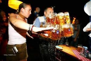 tece pivo