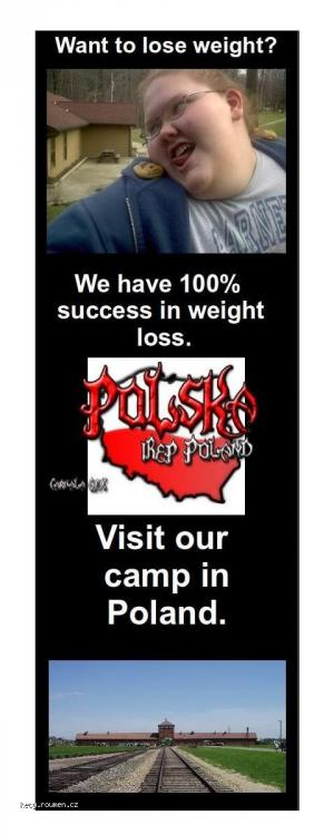 Camp in Poland