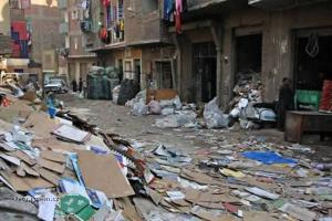 Cairo  City Of Garbage2