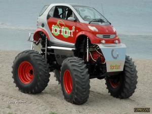 smart monster car7
