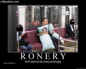 Forever Ronery
