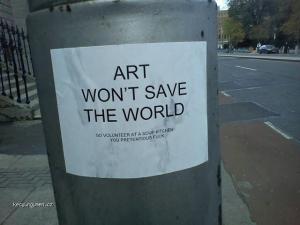 X Art Wont Save