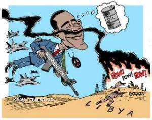 obama oil libya
