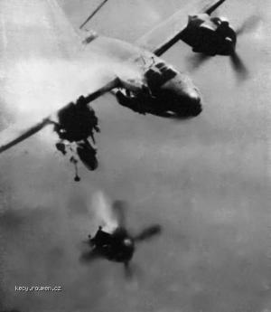 bomber B26 damage