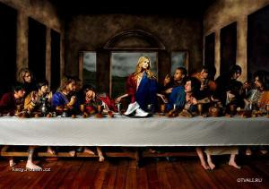 kristus byl zena