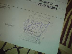 podpis z datartu