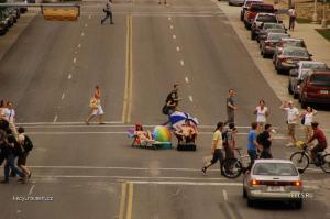 pohoda na ulici