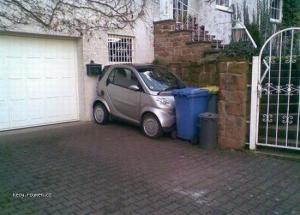 jak parkuje Smart