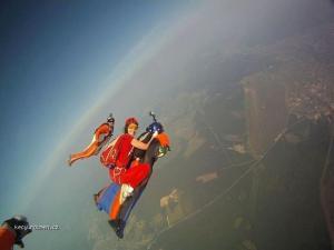 X Flying