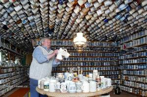 sbirka pivnich dzbanu